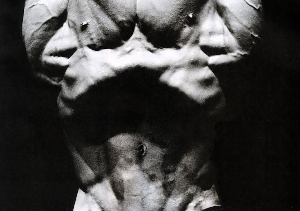 Musculation des abdominaux avec haltère