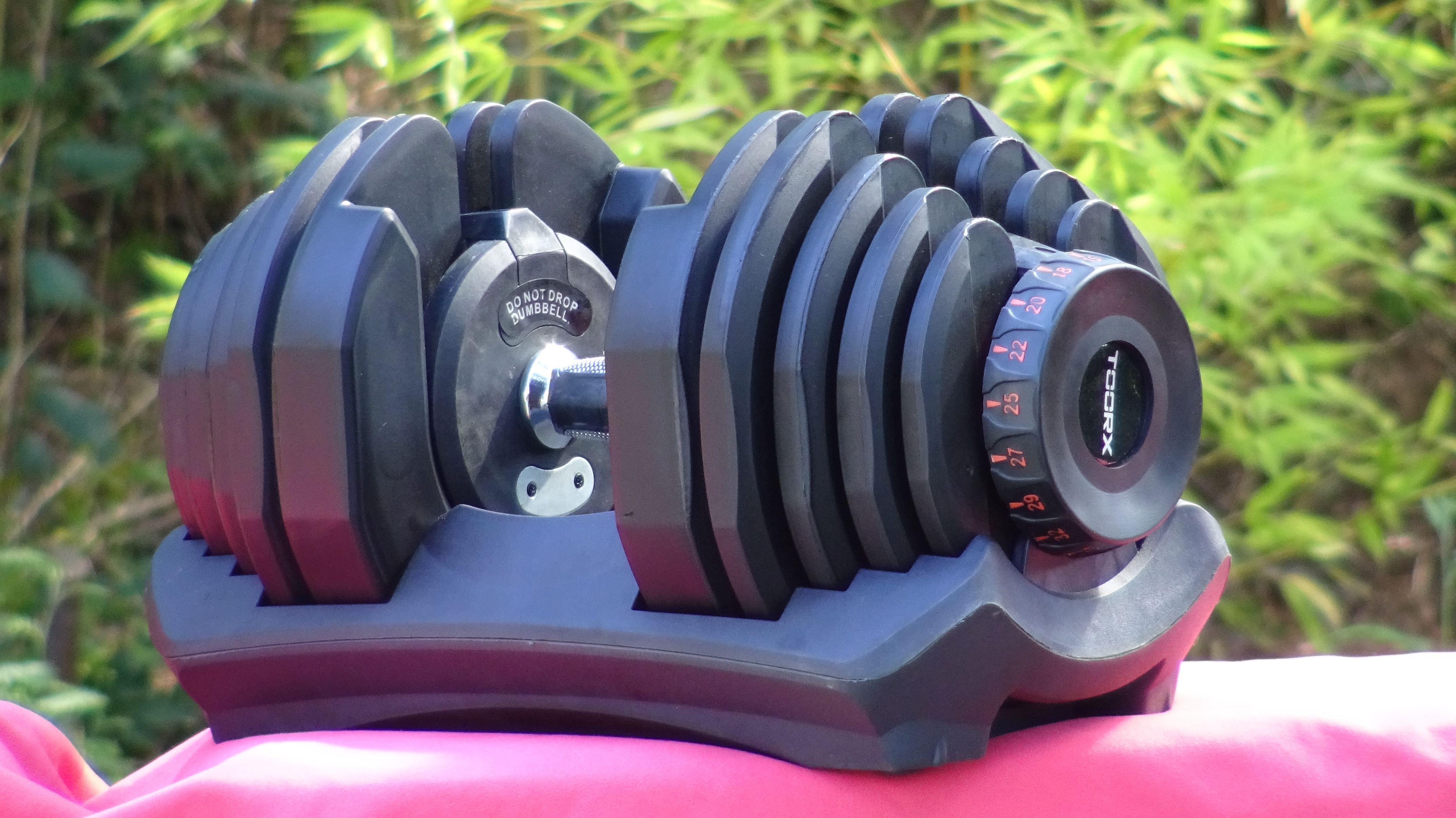 Comment débuter la musculation avec haltères chez soi?