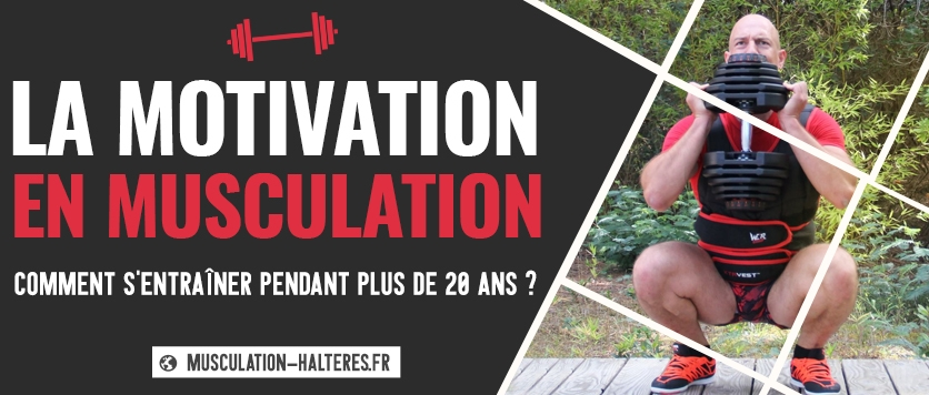 Bannière musculation-halteres.fr Motivation