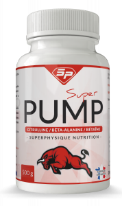 Super Pump de SuperPhysique Nutrition