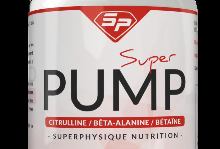 Super Pump de SuperPhysique Nutrition